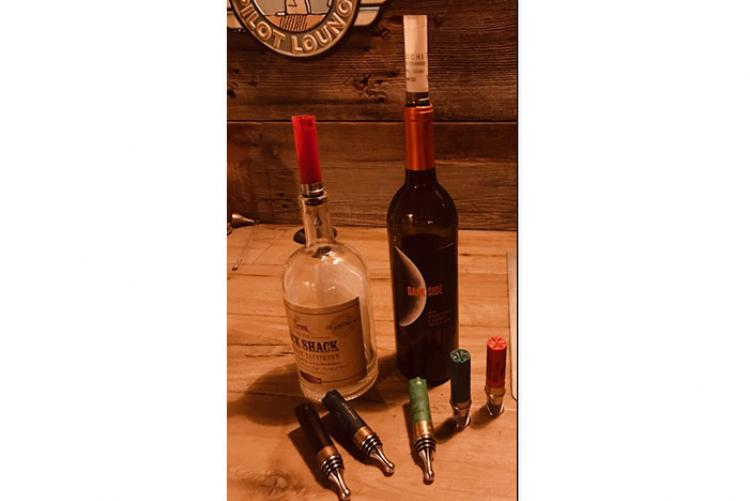 Shotgun Shell Wine Stoppers